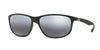 RayBan RB4213 612582 MATTE MILITARY GREEN (Polarized) Specs at Home