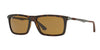 RayBan RB4214 609283 MATTE HAVANA (Polarized) Specs at Home