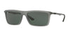 RayBan RB4214 629671 MATTE TRANSPARENT GREY Specs at Home