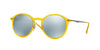 RayBan RB4224 618630 MATTE OPAL YELLOW Specs at Home