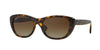 RayBan RB4227 710/T5 LIGHT HAVANA (Polarized) Specs at Home