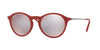 RayBan RB4243 6264B5 RUBBER BORDO' Specs at Home