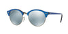 RayBan RB4246 984/30 TOP WRINKLED BLU ON BLACK Specs at Home