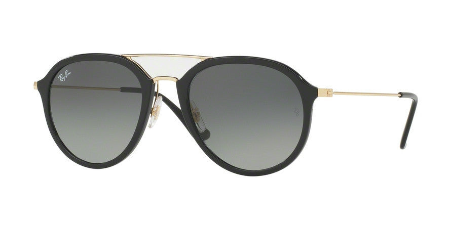 RayBan RB4253 601/71 BLACK Specs at Home