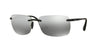 RayBan RB4255 601/5J SHINY BLACK (Polarized) Specs at Home