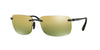 RayBan RB4255 621/6O SHYNY GREY (Polarized) Specs at Home