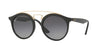 RayBan RB4256 601ST3 MATTE BLACK (Polarized) Specs at Home