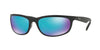 RayBan RB4265 601SA1 MATTE BLACK (Polarized) Specs at Home