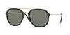 RayBan RB4273 601/9A BLACK (Polarized) Specs at Home
