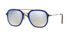 RayBan RB4273 62599U SHINY BLUE Specs at Home