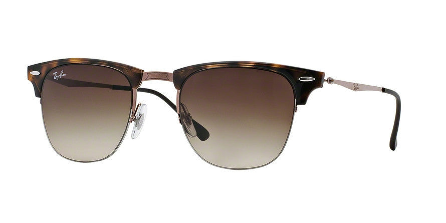 RayBan RB8056 155/13 SHINY BROWN Specs at Home