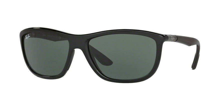 RayBan RB8351 621971 BLACK Specs at Home