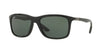 RayBan RB8352 621971 BLACK Specs at Home