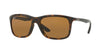 RayBan RB8352 622183 HAVANA (Polarized) Specs at Home