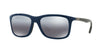 RayBan RB8352 622282 BLUE (Polarized) Specs at Home