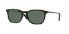 RayBan RJ9061S 700571 RUBBER BLACK Specs at Home