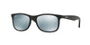 RayBan RJ9062S 701330 MATTE BLACK ON BLACK Specs at Home