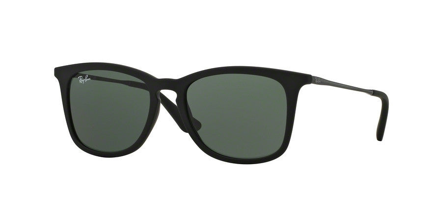 RayBan RJ9063S 700571 RUBBER BLACK Specs at Home