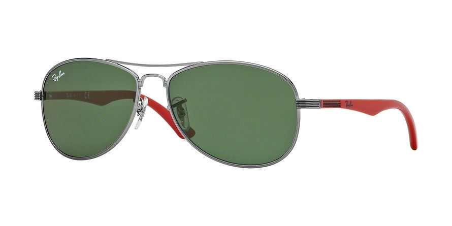 RayBan RJ9529S 200/71 GUNMETAL Specs at Home
