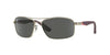 RayBan RJ9536S 248/87 MATTE SILVER Specs at Home