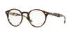 RayBan RX2180V 5676 TOP BROWN HAVANA ON AVANA BEIG Specs at Home