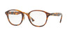 RayBan RX5355 5675 TOP HAVANA BROWN/HAVANA YELLOW Specs at Home