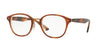 RayBan RX5355 5677 TOP HAVANA BROWN/HORN BEIGE Specs at Home