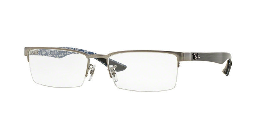 RayBan RX8412 2502 GUNMETAL Specs at Home