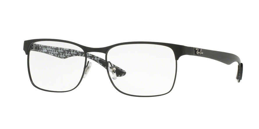 RayBan RX8416 2503 MATTE BLACK Specs at Home