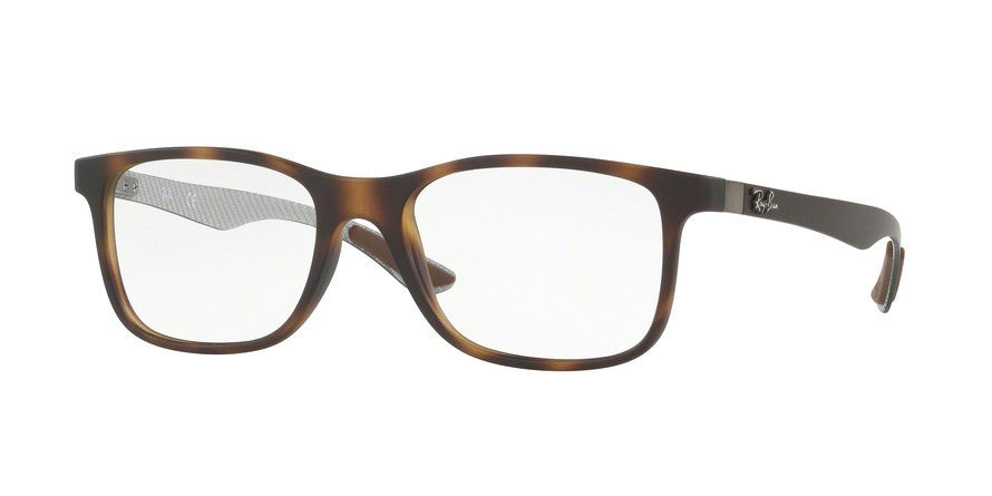 RayBan RX8903 5200 MATTE HAVANA Specs at Home