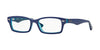 RayBan RY1530 3587 TOP BLUE ON AZURE TRANSP Specs at Home