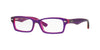 RayBan RY1530 3666 TOP VIOLET ON FUXIA FLUO Specs at Home