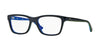 RayBan RY1536 3600 TOP DARK GREY ON BLUE Specs at Home