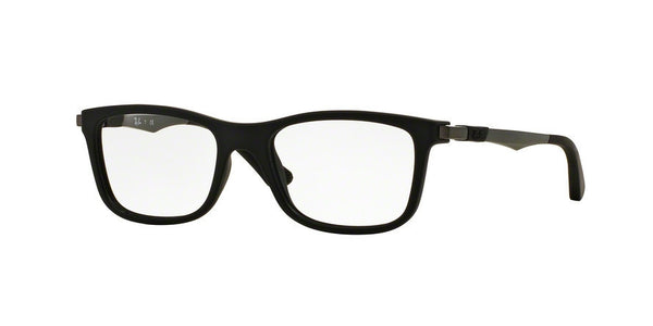 RayBan RY1549 3633 MATTE BLACK Specs at Home