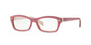 RayBan RY1550 3656 TOP PINK ON BROWN PINK Specs at Home
