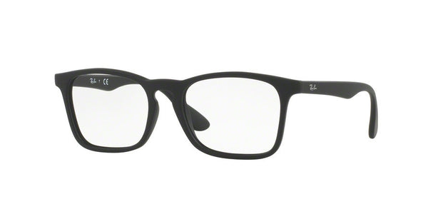 RayBan RY1553 3615 RUBBER BLACK Specs at Home