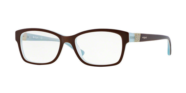 Vogue VO2765B 2011 TOP LIGHT BROWN/OPAL AZURE Specs at Home
