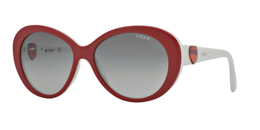 Vogue VO2792SB 206611 TOP RED/WHITE Specs at Home