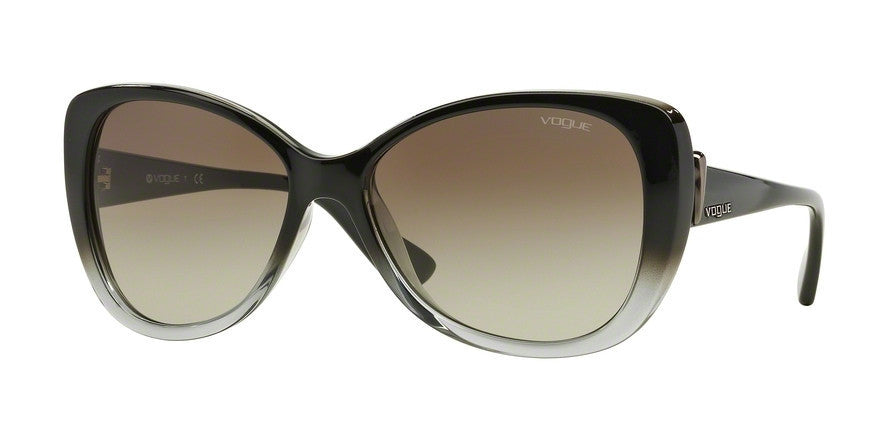 Vogue VO2819S 18808E TOP BLACK GRAD GREY TRANSP Specs at Home