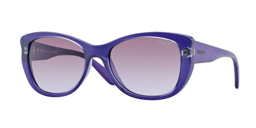 Vogue VO2844S 21518H TOP CRYSTAL METALLIZED VIOLET Specs at Home