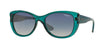 Vogue VO2844S 22561G TRANSPARENT PETROLEUM GREEN Specs at Home