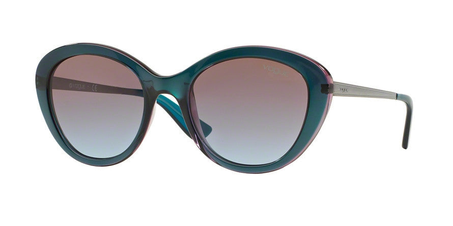 Vogue VO2870S 226748 TOP TR GREEN/TR VIOLET Specs at Home