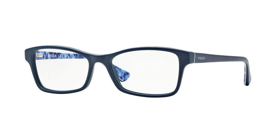 Vogue VO2886 2225 MATTE BLUE Specs at Home