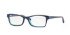 Vogue VO2886 2278 BLUETTE/ORANGE/AZURE TR Specs at Home