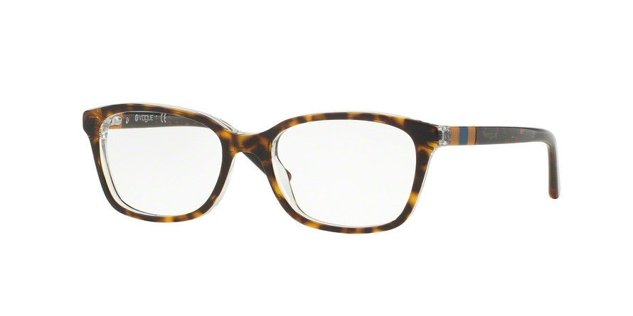 Vogue VO2967 1916 TOP HAVANA/TRANSPARENT Specs at Home