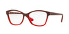 Vogue VO2998 2348 RED BRICK GRAD FIRE RED Specs at Home