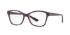 Vogue VO2998 2409 TOP VIOLET/VIOLET TRANSP Specs at Home