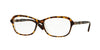 Vogue VO2999B 1916 TOP LIGHT HAVANA/TRANSPARENT Specs at Home