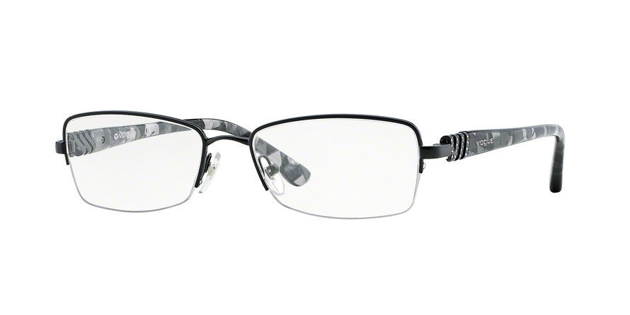 Vogue VO3813B 352 BLACK Specs at Home