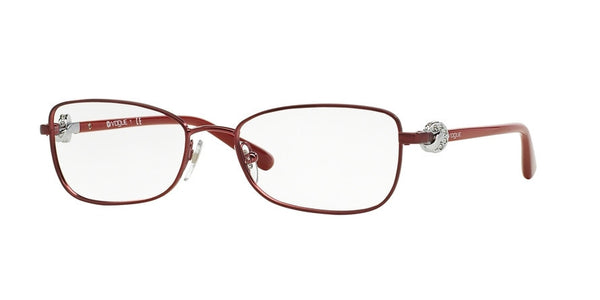 Vogue VO3945B 717S MATTE BURGUNDY Specs at Home